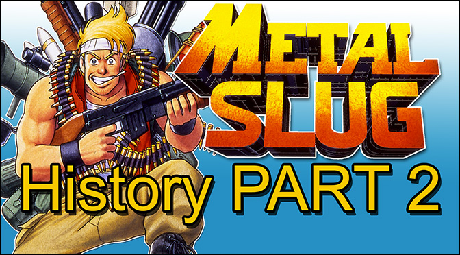 RGT METAL SLUG – PART 2