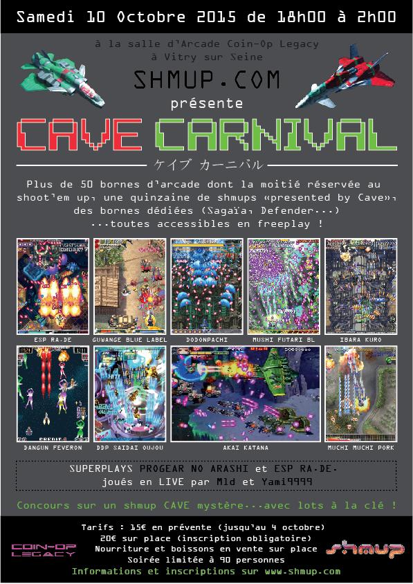 SHMUP_Cave_Carnival