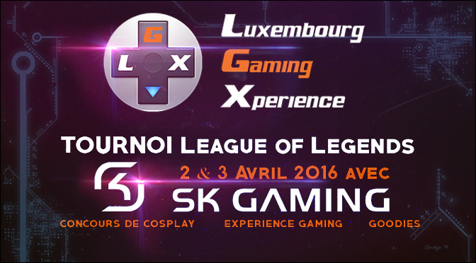 LUXEMBOURG GAMING EXPERIENCE