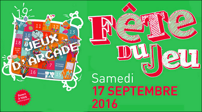FÊT DU JEU VITRY 2016