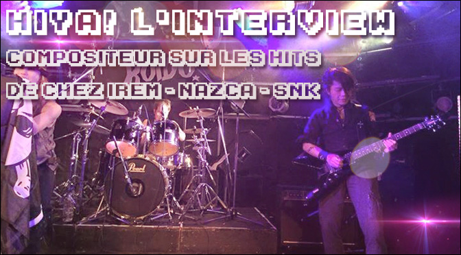 HIYA! L'interview
